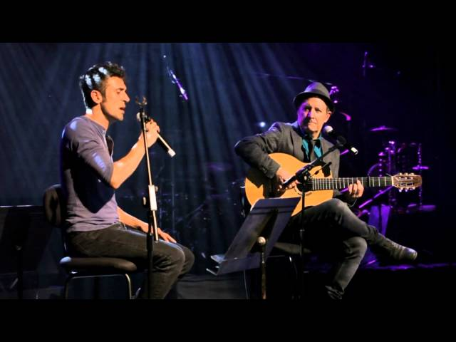 TONI XUCLÀ & FERRAN SAVALL - Va com va (Ovidi Montllor) - Live