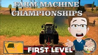 FARM MACHINE CHAMPIONSHIPS - First Level - In Real Game