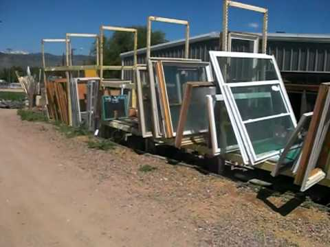ReSource Architectural Salvage & Deconstruction recycling center