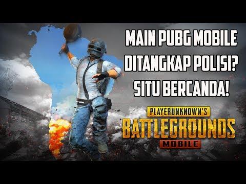 Anak Sekolah & Mahasiswa Dilarang Main Game PUBG Mobile Bahkan Sampai Ditangkap Polisi!