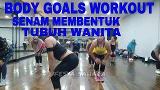 Download lagu Senam membentuk tubuh Body goals workout part 1 bl remix