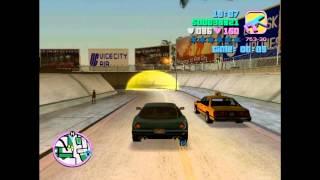 Terminal Velocity (Street Race #1) - GTA Vice City - Playthrough (Part #44)