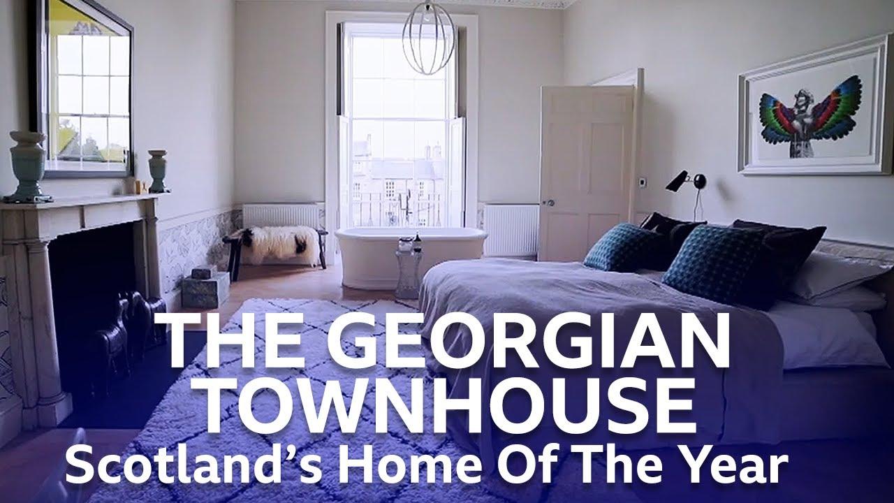 The Georgian Townhouse in Edinburgh | Scotland's Home Of The Year