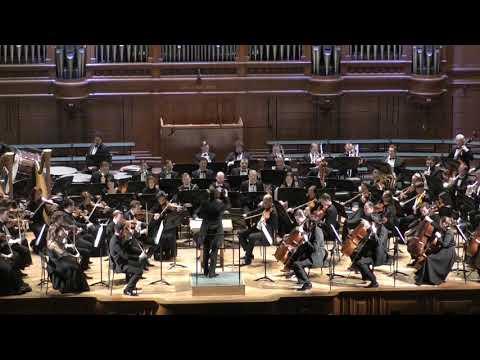 С. С. Прокофьев «Египетские ночи», симфоническая сюита из музыки к спектаклю