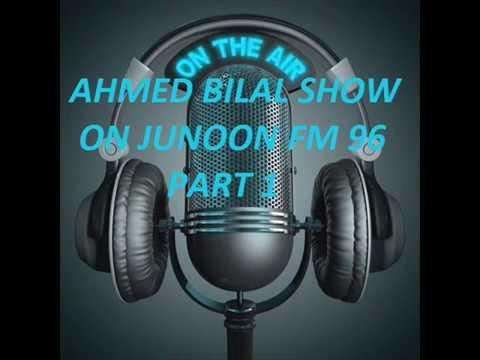 dj Ahmed Bilal radio show  Part 1