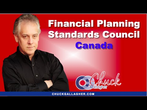 Financial Planning Standards Council - Canada - Business Ethics Presentation by Chuck Gallagher
