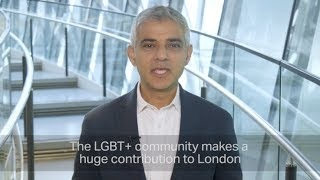 It Gets Better UK - Mayor of London and City Hall Staff