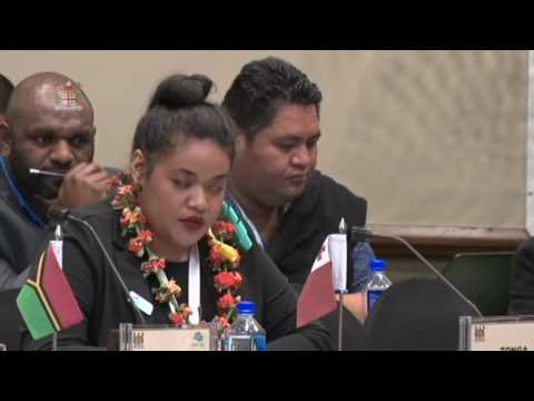 Leaders' response by the Tongan Senior Legal Officer to the Office of the PM