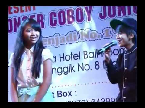 Tanita Coboy Junior One less Lonely Girl Lombok, 9 february 2013