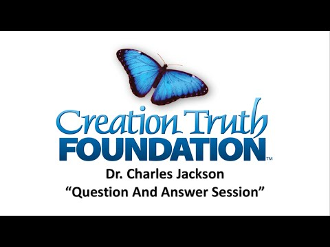 """February 11, 2015 Dr Charles Jackson """"Questions and Answers"""""""