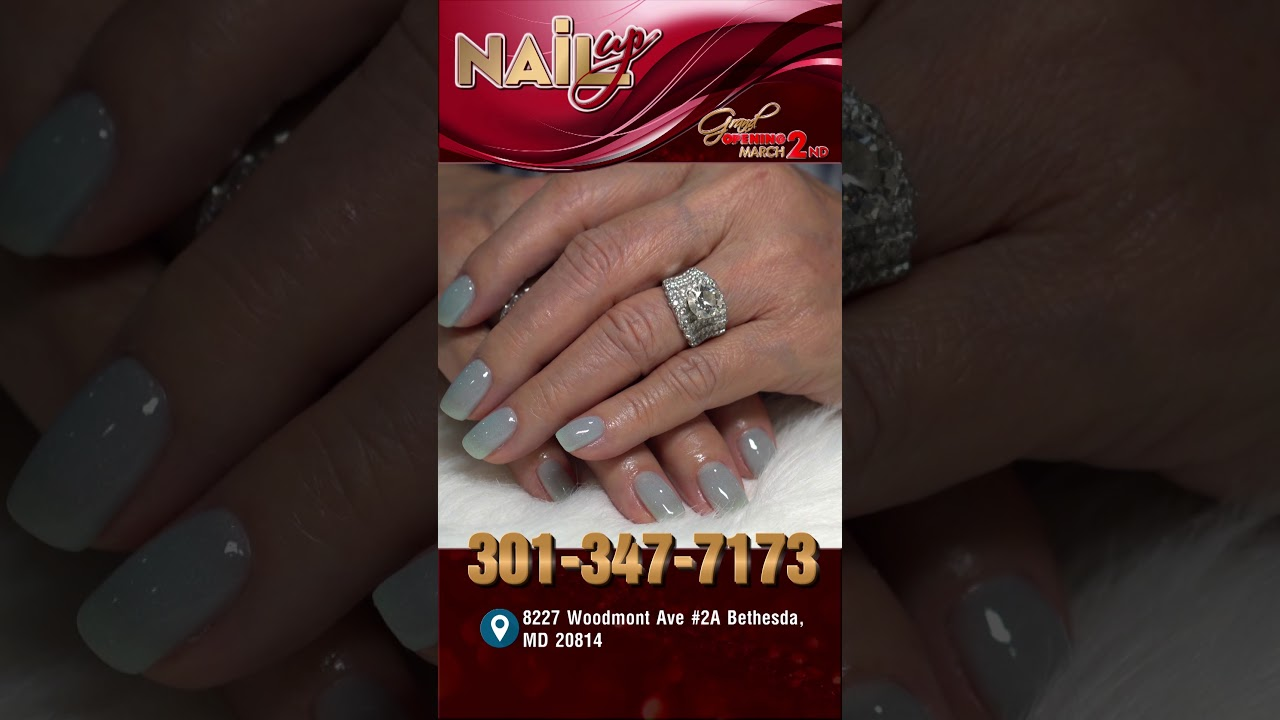 Nail up (Grand Opening Promo) - YouTube