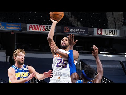 [HIGHLIGHTS] Mikal Bridges Career High 34 points (12-18 FG) vs. Pacers