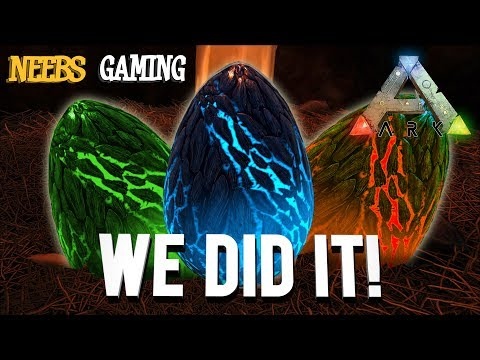Ark Survival Evolved: We Did It!