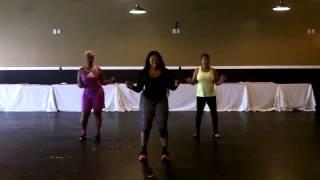 Wiggle Dat Line Dance - New Orleans, LA