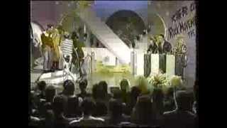 1989年12月、大阪MBSで放送された特別番組「タコ天」から。大阪の...