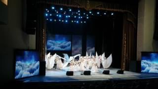 Отчетный концерт образцового ансамбля танца Зарница 11.06.2017г