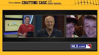 Chatting Cage: Nadel answers fans