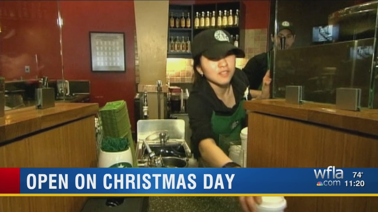 Tampa bay area restaurants open on christmas day 2016 for What restaurants are open on christmas