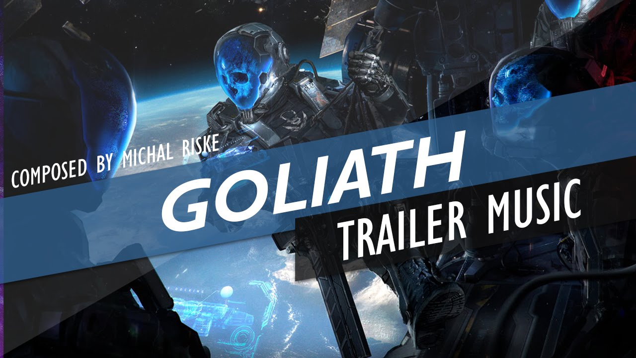 Dark Trailer Music - Goliath (royalty free music)