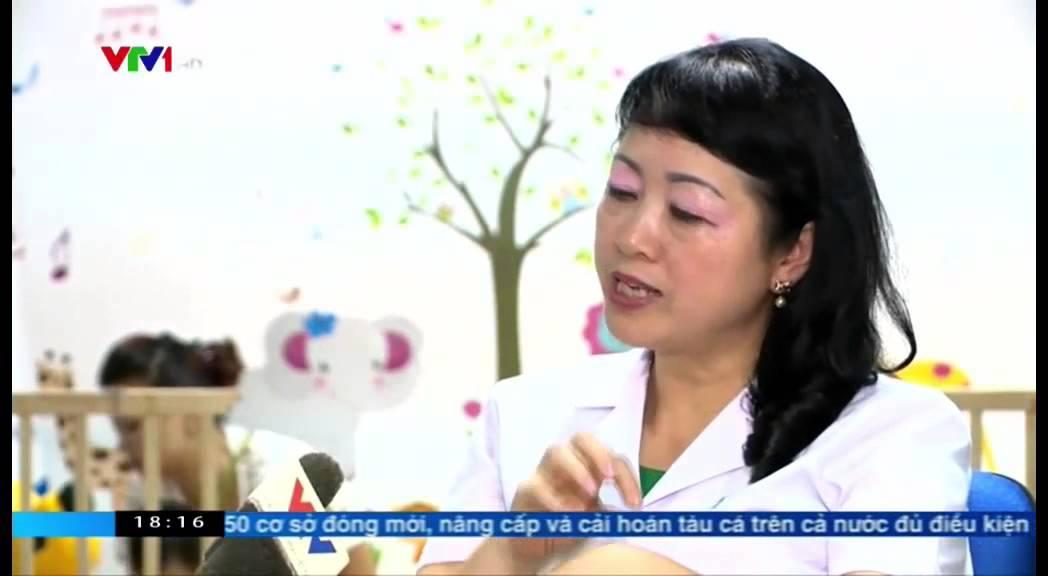 Dinh Dưỡng Cho Trẻ 6 – 12 Tháng VTV1
