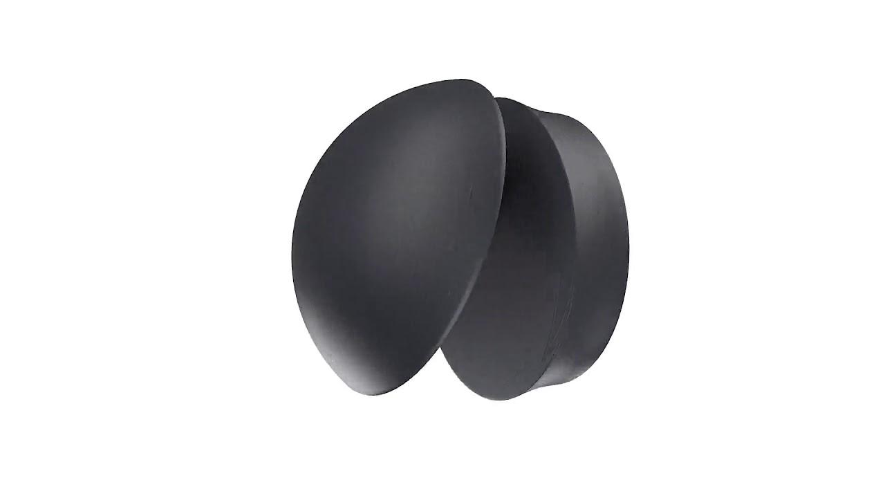 Applique led endura style blanc chaud rotation ° gris