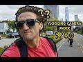Top 5 Best Selling Vlogging Cameras Under $200