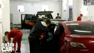 Тонировка стекол автомобиля по ГОСТУ  Обучение