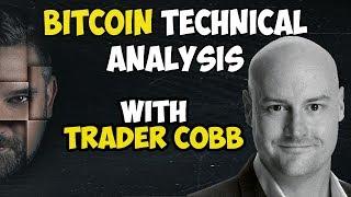 BITCOIN Technical Analysis with Trader Cobb - BTC Price Prediction 2019