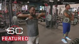 Kevin Hart keeps laughing and moving | SC Featured | ESPN