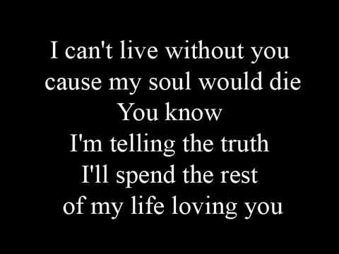 I'm gonna love you - lyrics
