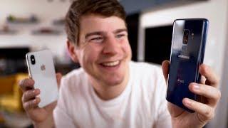 Samsung Galaxy S9+ Unboxing: Warum ich umsteige! - felixba