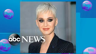 Katy Perry announces delay for her
