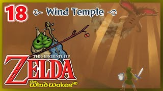While attempting the Wind Temple literally everything goes wrong...