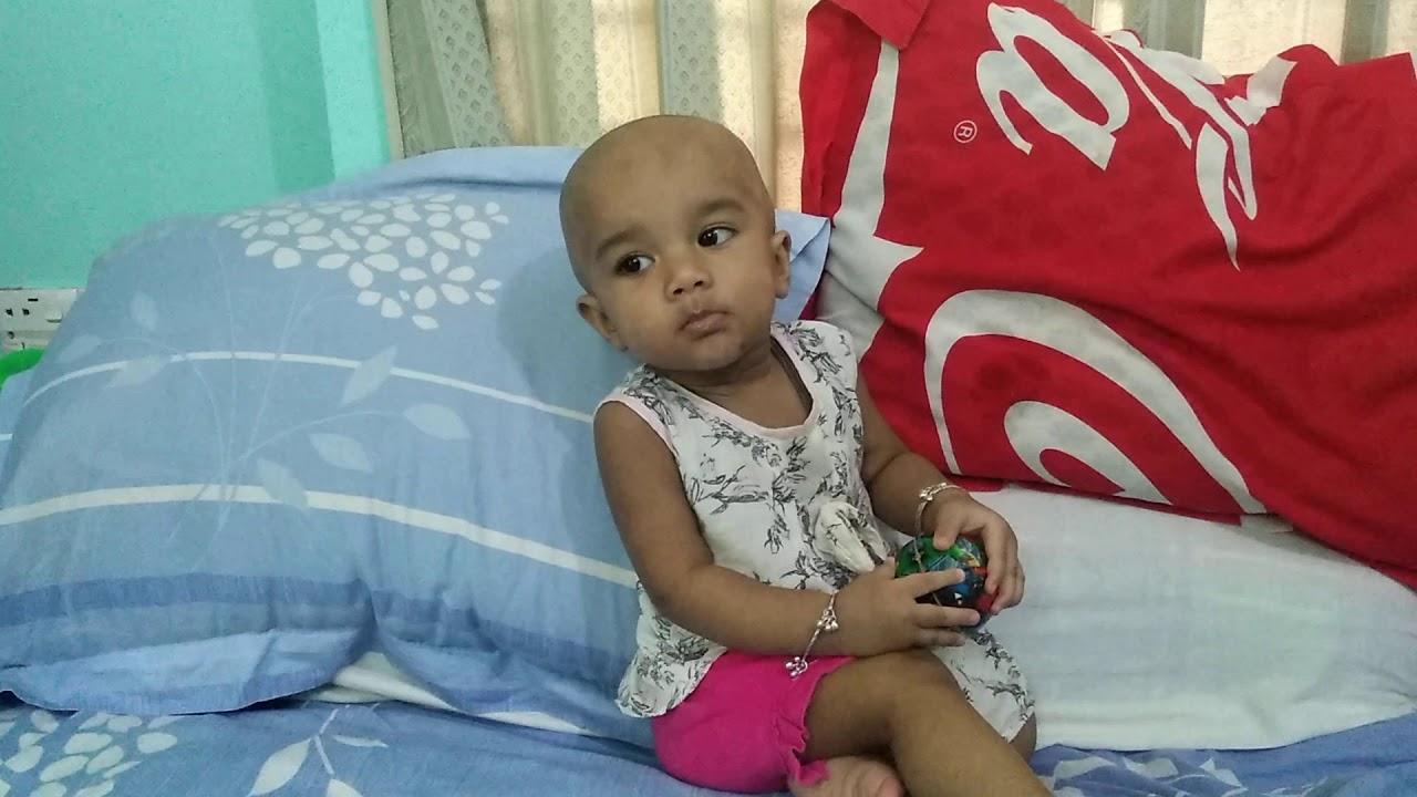 Maria cute baby girl 9 months old play    Maria Rahman ...