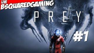 Prey Gameplay ITA - #1 Prima Ora