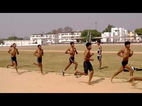 Bareilly boys Indian army 1600 miter race thumbnail