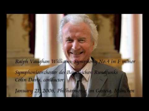 Vaughan Williams: Symphony No.4 in F minor - C. Davis / Symphonieorchester des Bayerischen Rundfunks
