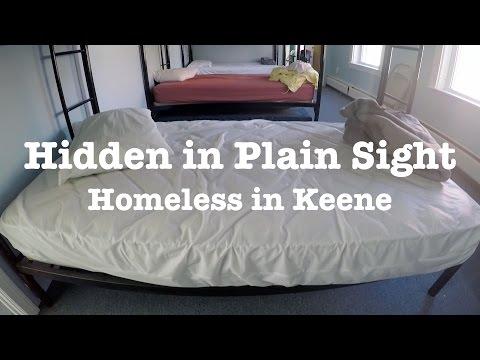 Hidden in Plain Sight Homelessness in Keene NH Trailer