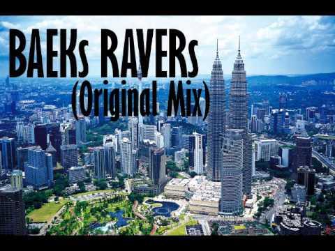 Daoz shinoda - Baeks Ravers (Original Mix)