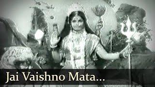 Jai Vaishno Mata - Mata Vaishno Devi Songs - Jayshree - Abhi Bhattacharya - Mahendra Kapoor