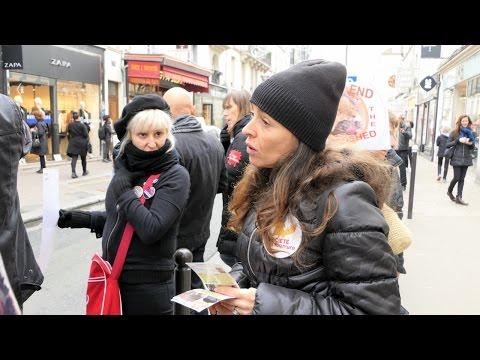 Interview de Stéphanie Rossenu - Collectif Société Anti-Fourrure - 18 février 2017