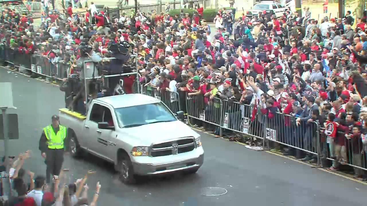 2013 Red Sox Parade