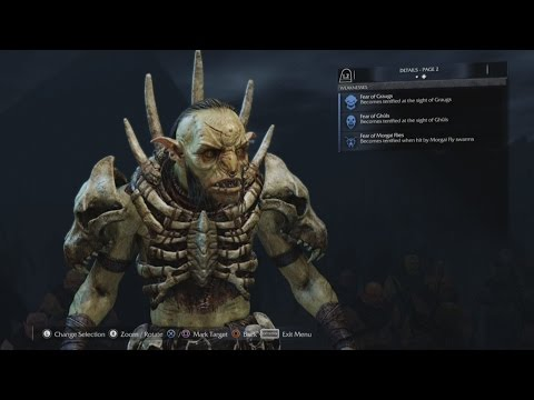 Shadow of Mordor - Captain to Warchief - Getting (Ratbag) To The Top -