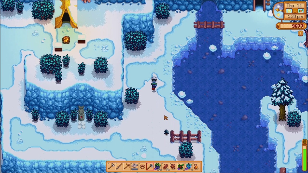 how to get a new watering can stardew valley