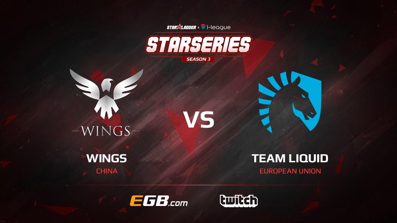 Wings vs Team Liquid, Game 1, SL i-League StarSeries Season 3, LAN-Final