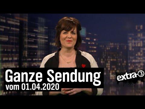 Extra 3 Vom 01.04.2020 Mit Sarah Kuttner | Extra 3 | NDR
