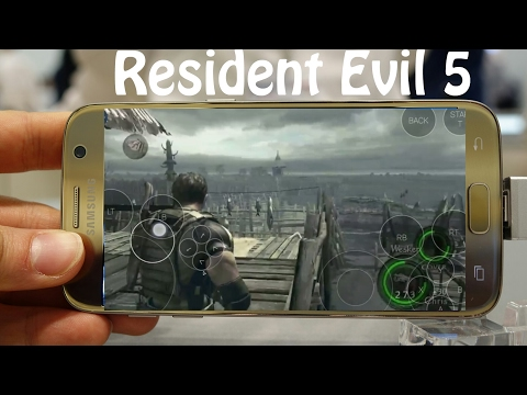 How To Download RESIDENT EVIL 5 On Android