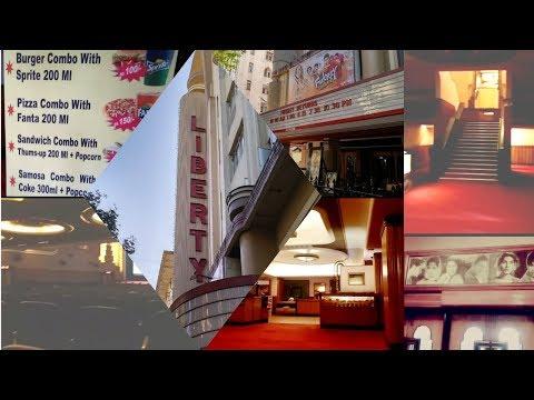 LIBERTY CINEMA | MUMBAI | THEATRE VLOGS | GRAND 40th EPISODE