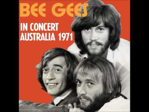 The Bee Gees   In Concert, Australia 1971