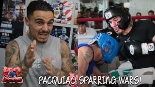 KAMBOSES recalls sparring MANNY PACQUIAO 1st time to 250 rounds! Got Mannys respect, invited to asap